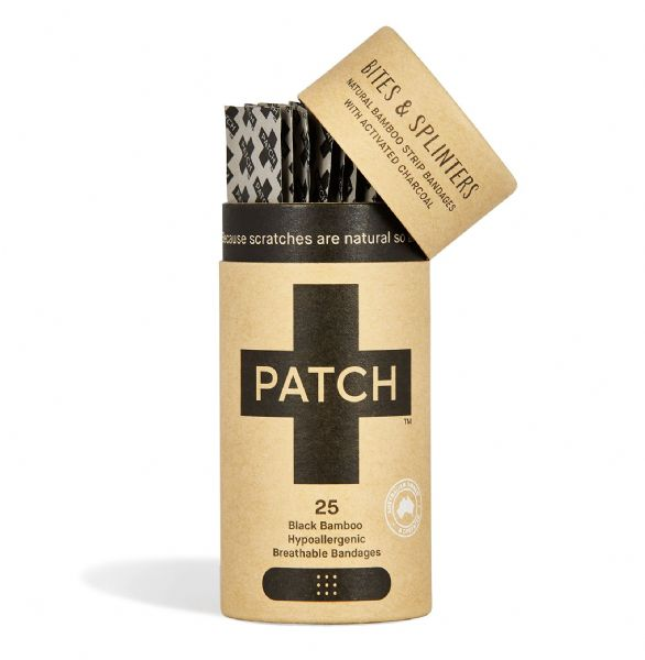 Patch Activated Charcoal Bamboo Plasters